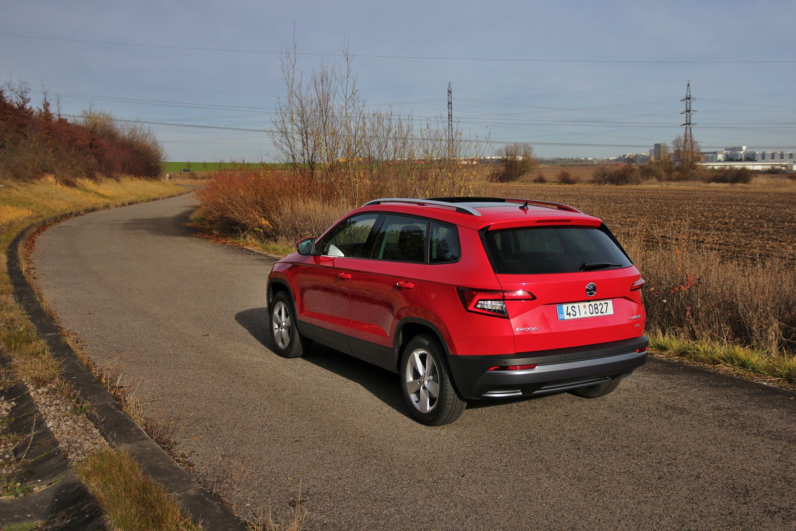 test skoda karoq 20 tdi 4x4 dsg 4 auto. Black Bedroom Furniture Sets. Home Design Ideas