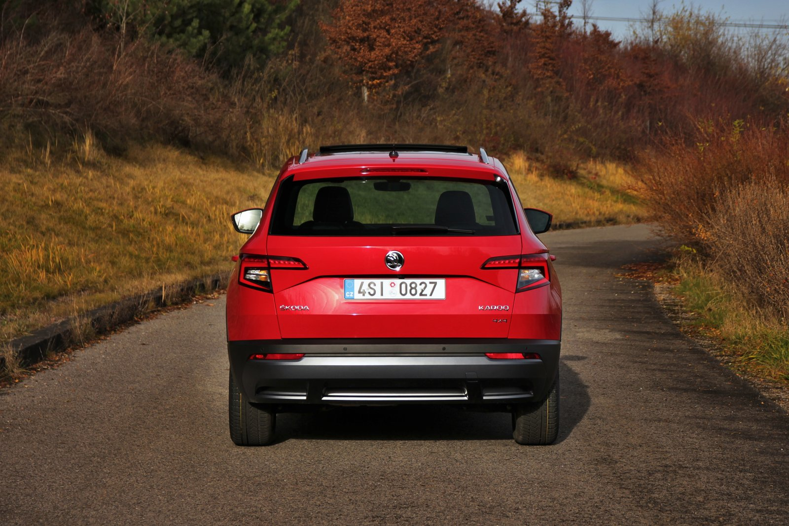 test skoda karoq 20 tdi 4x4 dsg 5 auto. Black Bedroom Furniture Sets. Home Design Ideas