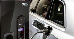 Audi Smart Energy Network pilot project: eco-electricity intelli