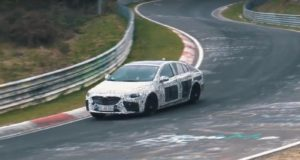 2018-opel-insignia-gsi-spy-video-nurburgring