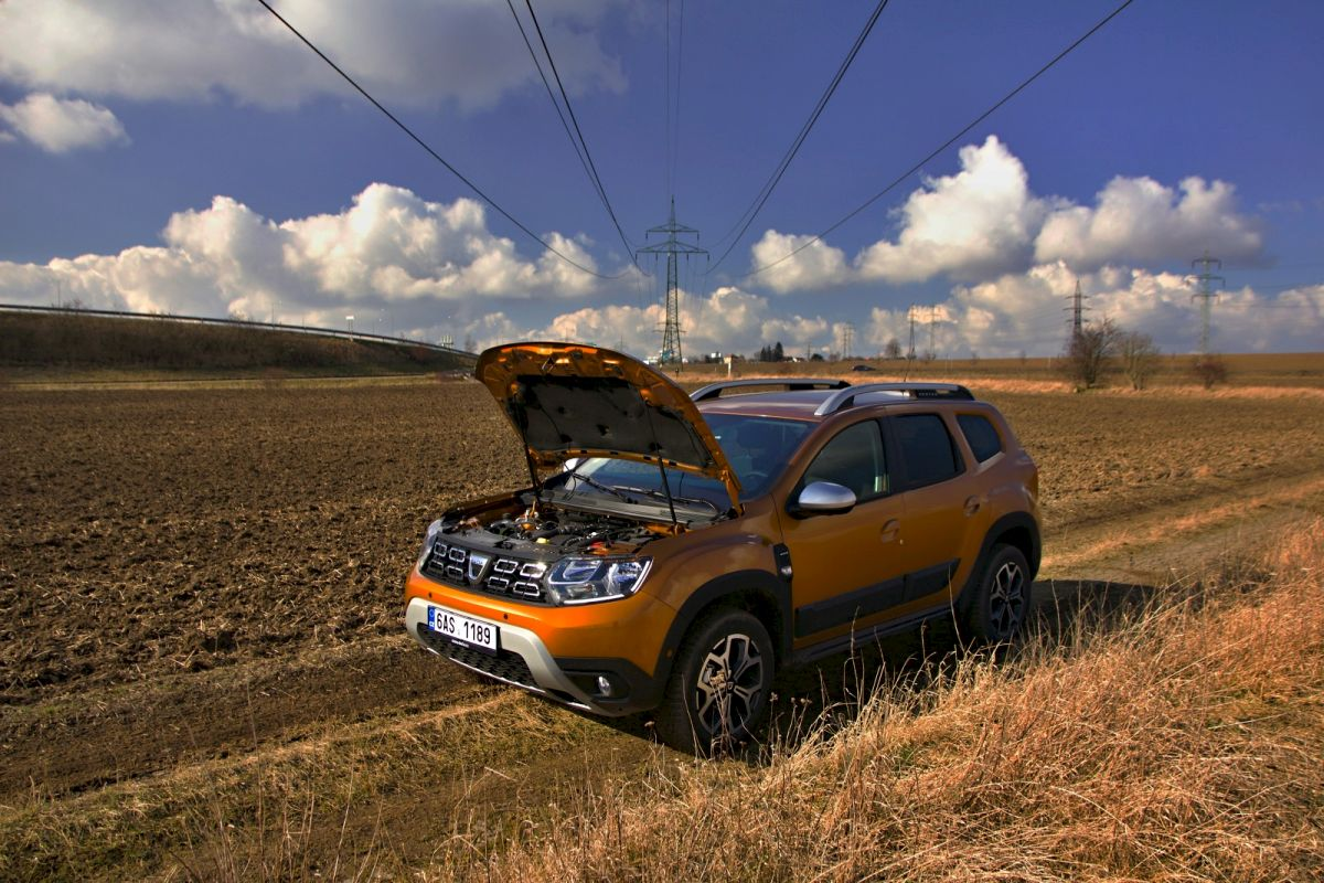 test dacia duster 1 5 dci 80 kw s s 4wd. Black Bedroom Furniture Sets. Home Design Ideas