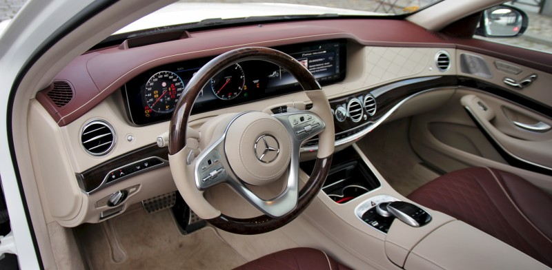 Mercedes-Benz S 400 d 4Matic