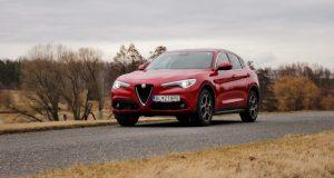 Test Alfa Romeo Stelvio 2.2D MultiJet 210k Q4 Super