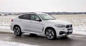 Test BMW X6 M50d xDrive (2018)