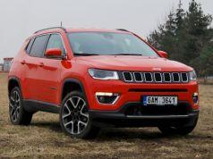 Test Jeep Compass 2.0 MultiJet