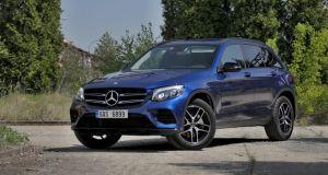 Test Mercedes-Benz GLC 300 4MATIC