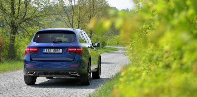 Test Mercedes-Benz GLC 300 4MATIC
