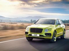 Bentley: Pikes Peak Bentayga