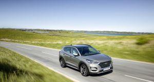 Hyundai-Tucson-mild-hybrid- 48V