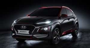 hyundai kona iron man edition