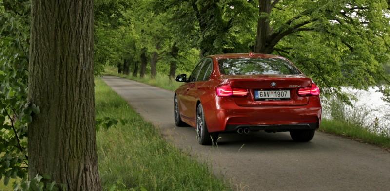 Test BMW 330d Sedan