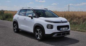 Test Citroën C3 Aircross 1,2 PureTech 110