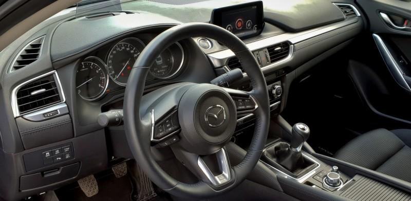 Test Mazda6 2.0 Skyactiv-G 165k