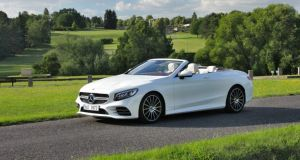 Test Mercedes-Benz S 560 kabriolet