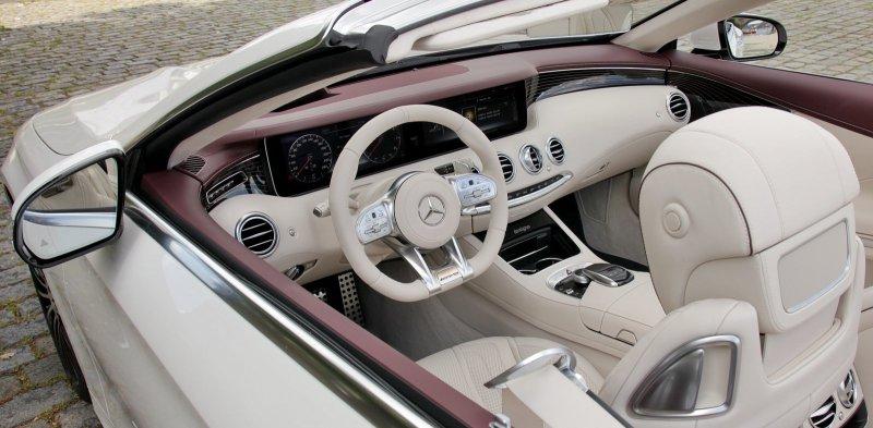 Test Mercedes-Benz S 560 kabriolet