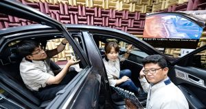 KIA_Next-generation Separated Sound Zone technology_cz