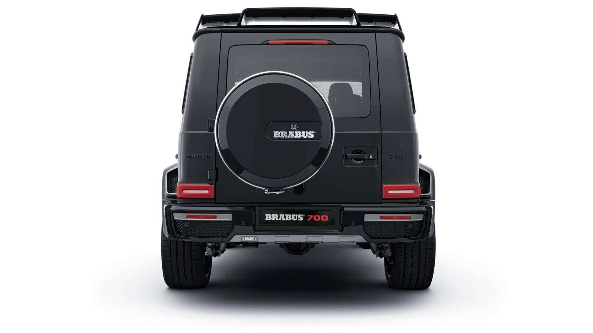 BRABUS upravil Mercedes AMG G 63 nové generace vypadá vážně dravě