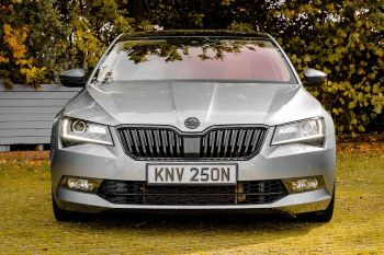 skoda superb tuning