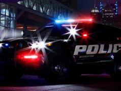 ford americka policie