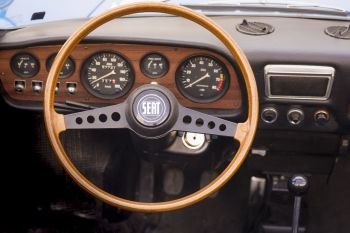seat 850 spider volant