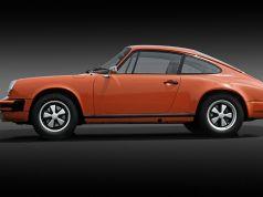 1974, 911 Carrera Coupé, G-Serie, 2,7 Liter, Generationen