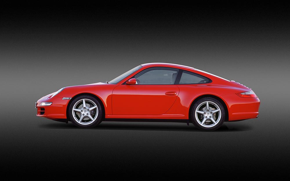 2006, 911 Carrera 4, Typ 997, 3,6 Liter, Generationen