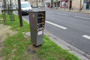 Radar v malém italském městečku chytil při porušení rychlosti desítky tisíc řidičů