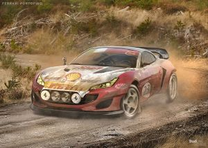 8 aut, která v rallye nepotkáte, ale slušelo by jim to tam