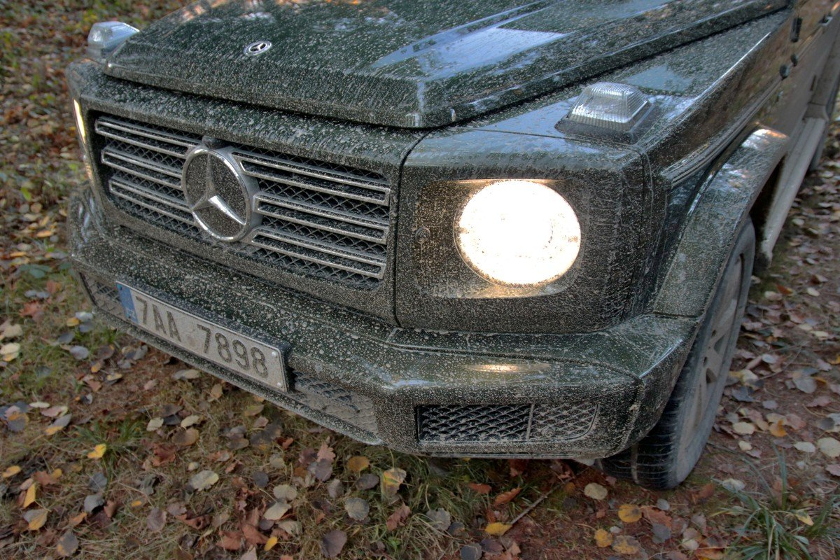 Mercedes-Benz G 500 4MATIC (2018)