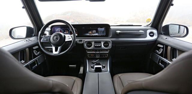 Mercedes-Benz G 500 4MATIC (2018)