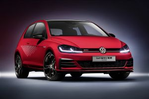 The new Volkswagen Golf GTI TCR Concept