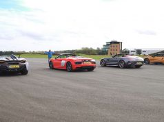Audi R8-BMW-i8-McLaren-570S-Mercedes-AMG-GT-C-sprint-video