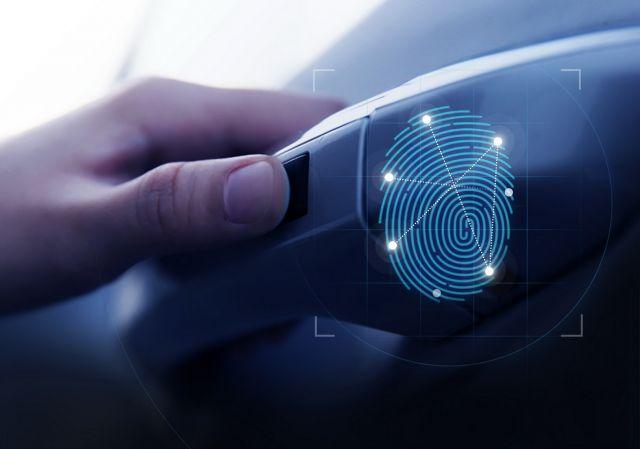 Odemykání a startování auta na otisk prstu? U Hyundai realita