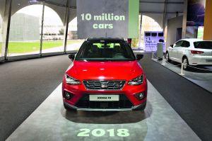 SEAT překonal hranici 10 milionů vozů vyrobených v Martorellu