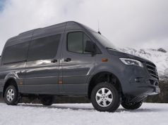 Mercedes-Benz Sprinter 4x4 video