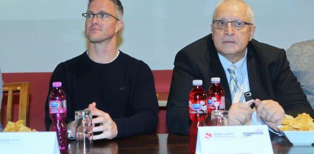 Ralf Schumacher a Antonín Charouz
