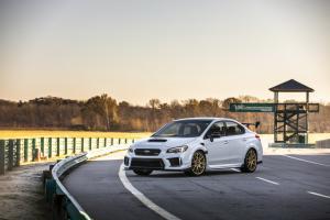 Subaru ukázalo nejrychlejší STI. U nás se zase nedočkáme