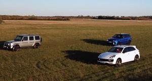 porsche-cayenne-turbo-range-rover-sport-svr-mercedes-amg-g-63-4matic-sprint-video