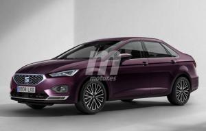 Plánuje snad SEAT nový Leon ve verzi sedan? Možná ano
