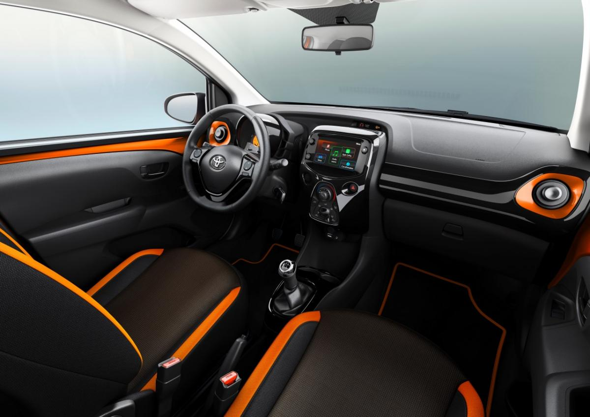 2019-Toyota-x-cite-Interior