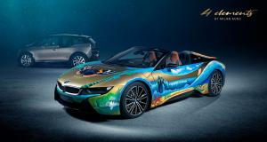 BMW i8 Roadster 4 elements by Milan Kunc