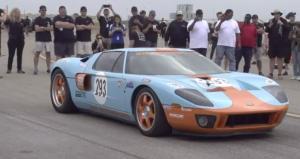 Tenhle Ford GT přepsal rychlostní rekord neuvěřitelnou jízdou