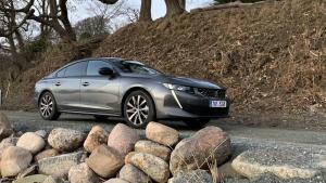 Test Peugeot 508 1.6 PureTech 180 (2019)
