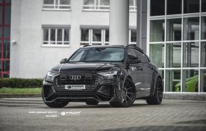 Audi Q8 jako sportovně vyhlížející SUV? Díky Prior Design ano!