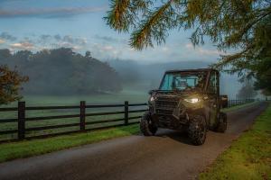 Polaris představuje zbrusu nový Ranger Diesel