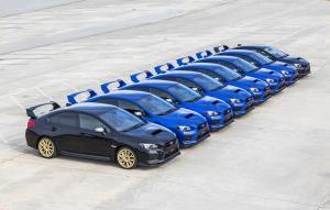 Španělské zastoupení Subaru představilo limitovanou edici WRX STI