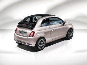 Fiat 500 pokořil hranici tří milionů prodaných vozidel