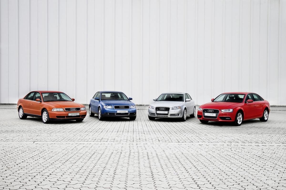 Audi-A4-4-generace