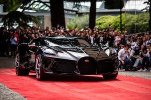 Nejdražší auto světa dostalo cenu za design. A to vlastně ještě ani neexistuje