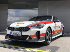 Kia Stinger_Safety Car IDM 2019_01